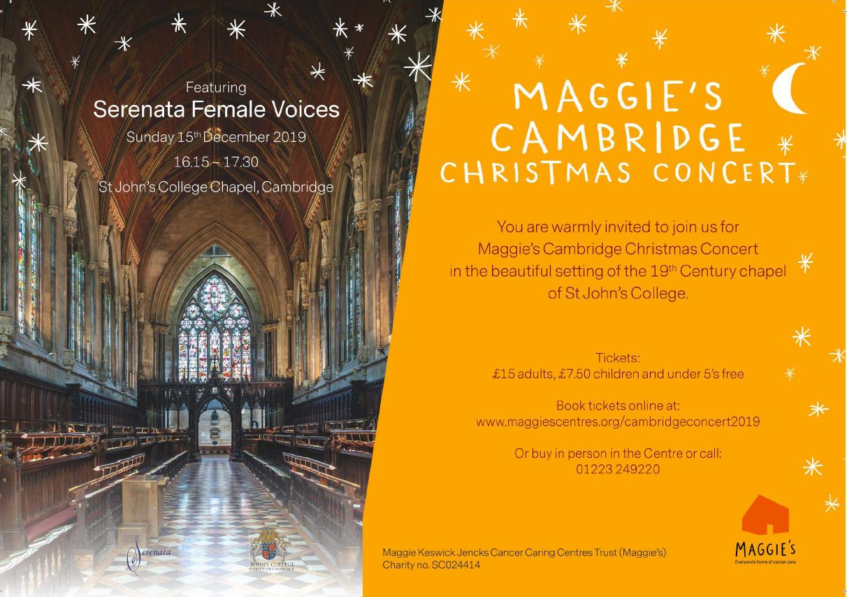 christmas 2019maggies flyer